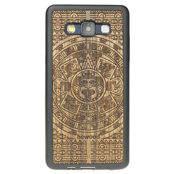 Drewniane etui Samsung Grand Prime Kalendarz Aztecki Limba Vibe